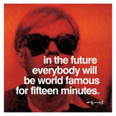 Andy Warhol - quote