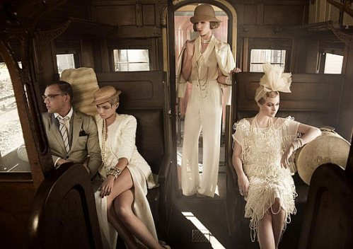 The Jazz Era Fashion In The 20s Adoreness