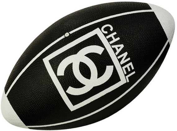 Chanel - Rugby Ball
