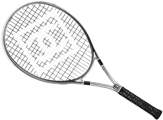 Chanel Tennis Paddle