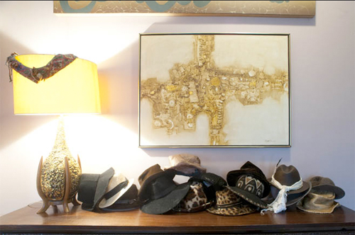 Erin Wasson - Personal Style - Hats and accessories