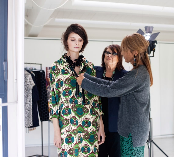 Marni and H&M - Spring 2012