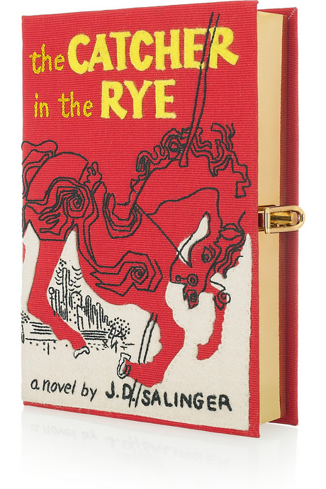 The Catcher in the Rye - Clutch Olivia Le-Tan