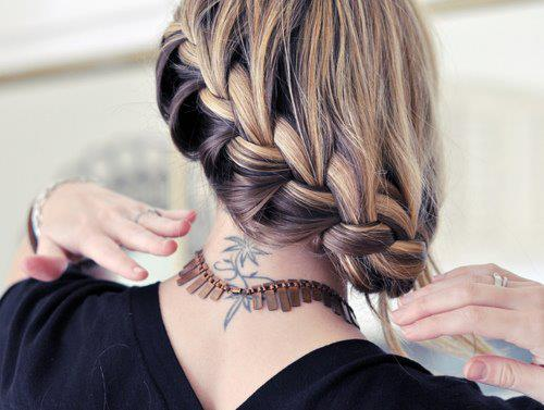 Braided Hairstyle 20