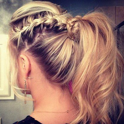 Braided Hairstyle 9