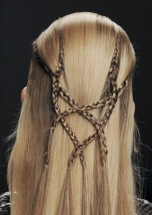 Braided Hairstyle 8
