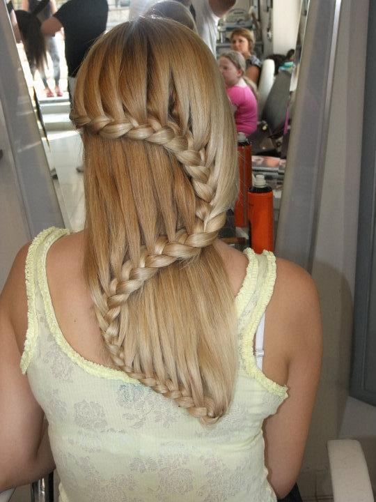 Braided Hairstyle 4