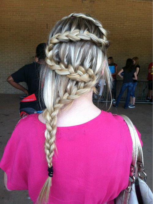 Braided Hairstyle 43