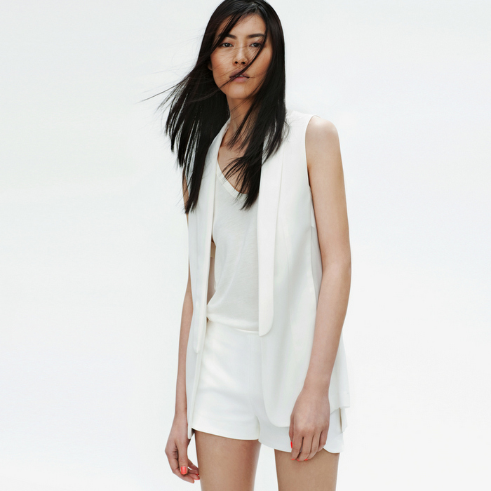 Zara - Lookbook 2012 - Trends