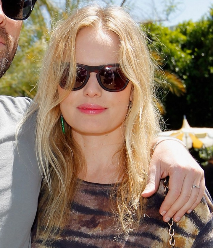 Lipsticks - Trends and colors - Kate Bosworth