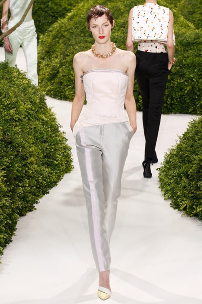 Christian Dior Couture - S/S 2013