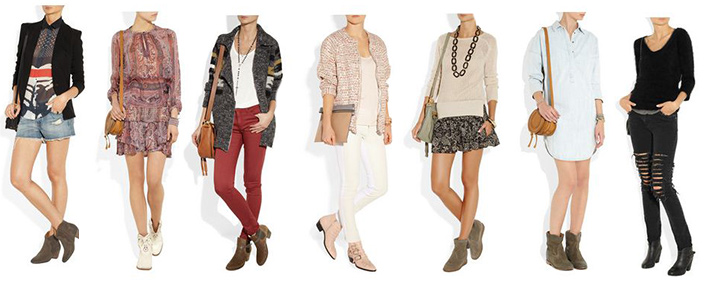Best of summer boots - Outfits