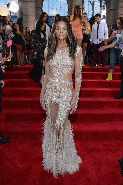 VMA 2013 - The most elegant outfits - Ciara