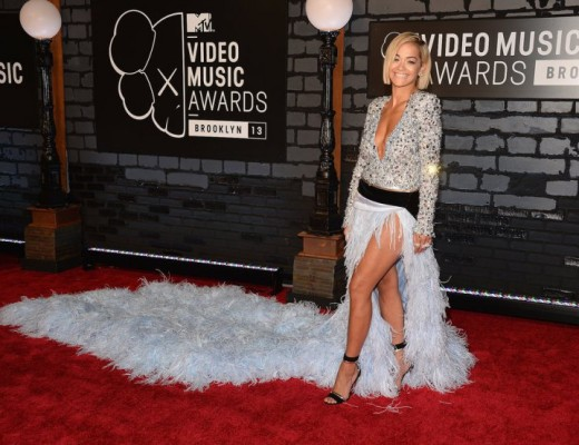 VMA 2013 - The most elegant outfits - Rita Ora