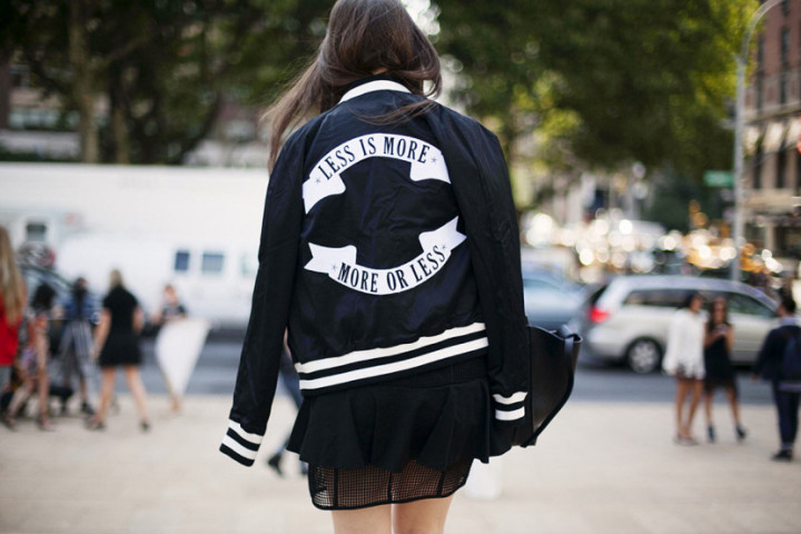 New York Fashion Week September 2013 - Best Street Style looks