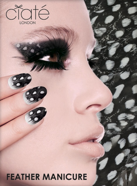 Ciate-feather-manicure - nailpolish trends 2013