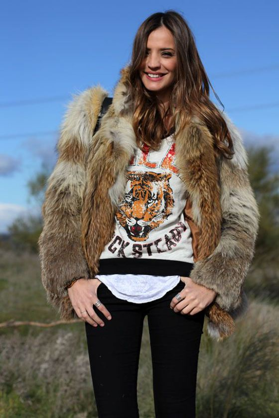 Real Or Fake How Do You Wear Your Fur Coats Adoreness