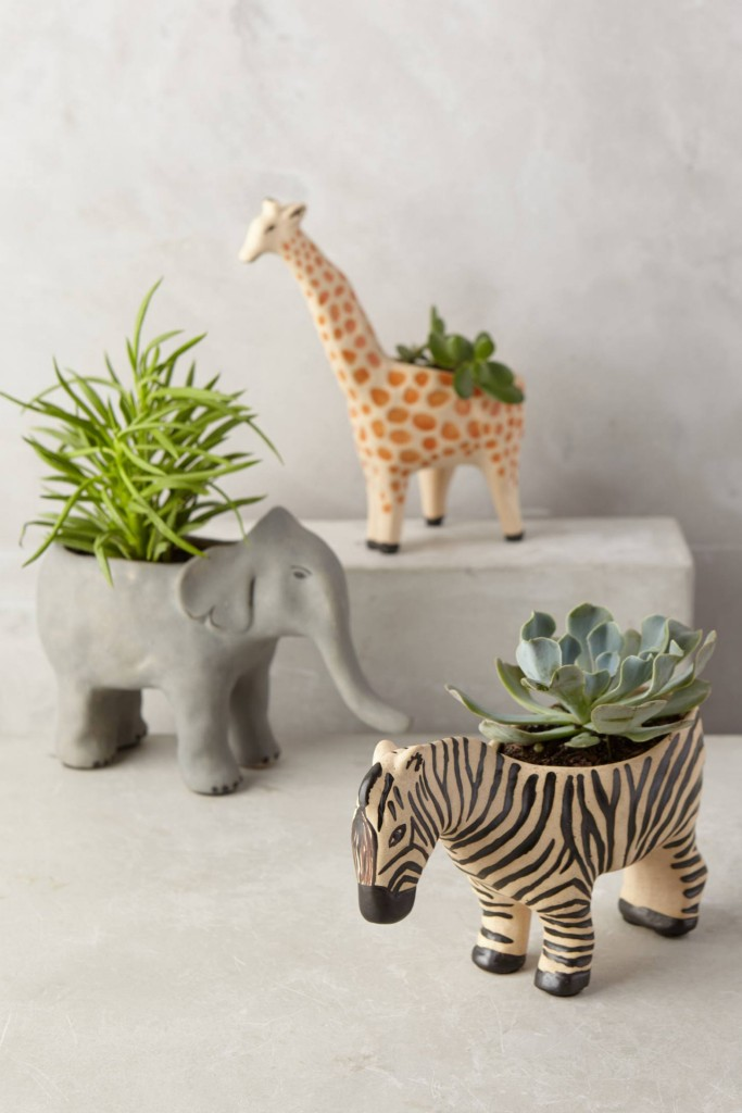 anthropologie-planter-animals