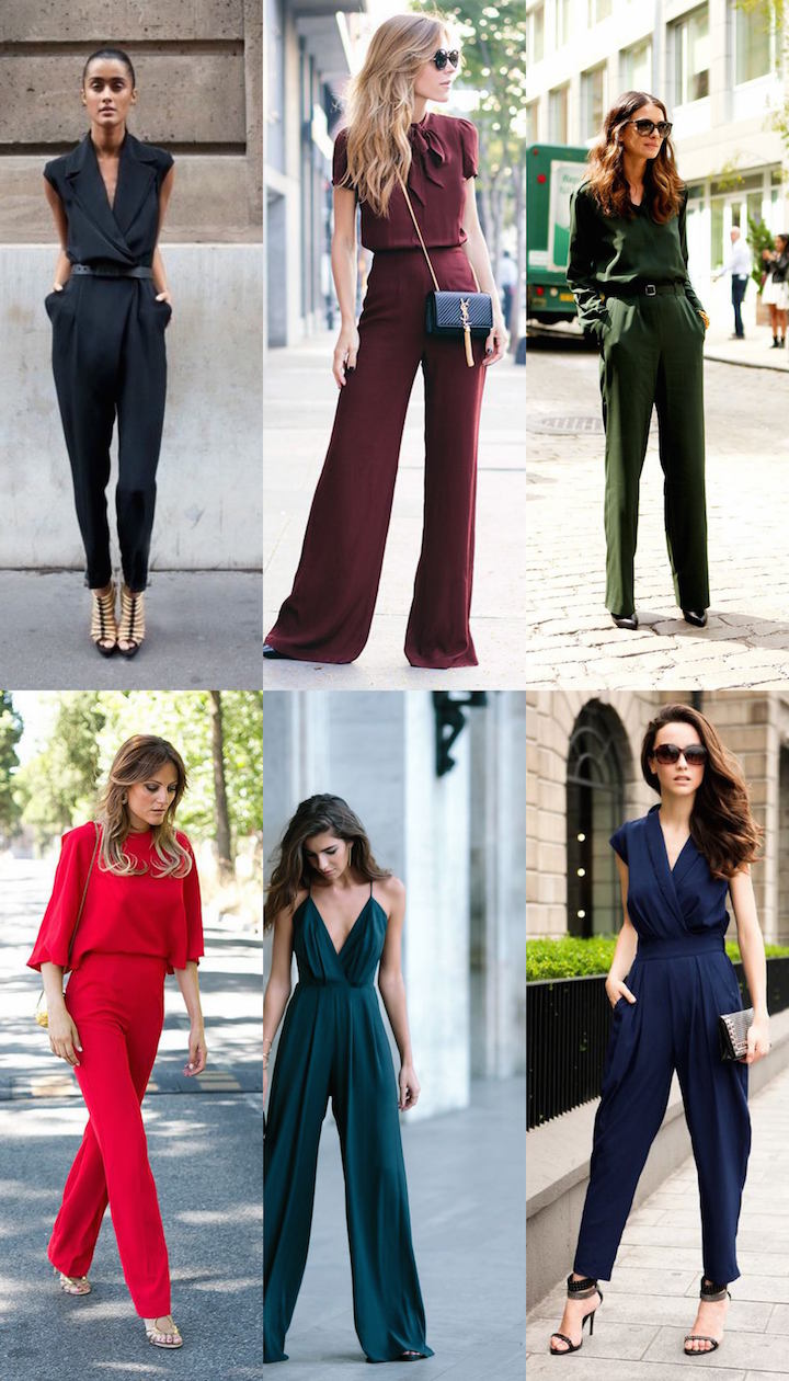 jumpsuit christmas party outfits