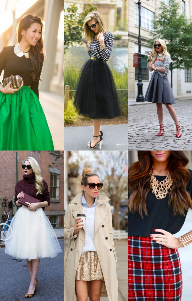 statement-skirt-party-outfits - 5 Best Christmas Party Outfits That Always Make The Nice List