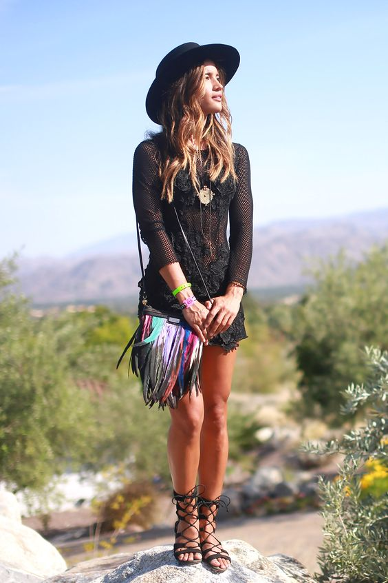 Living For Festivals Best Coachella Festival Outfits To