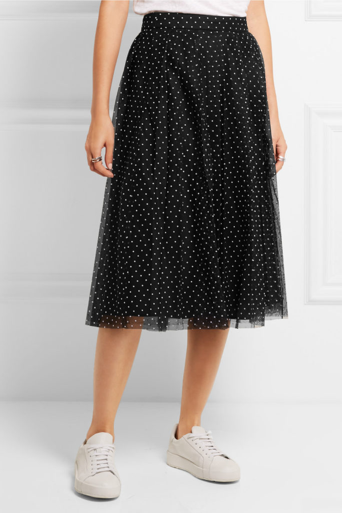 fall-midi-skirt-polka-dot