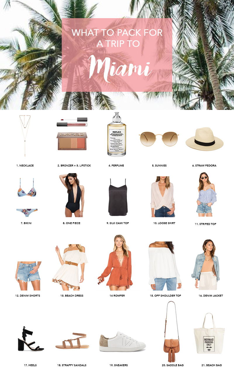 what-to-pack-for-a-trip-to-miami